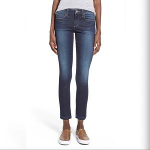 Articles of Society 'Carly' Raw Hem Skinny Jeans